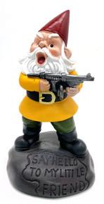 """Ventura Munitions Gnome Statue (5.5"""")"""