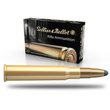 Sellier & Bellot 8x57 JRS Mauser 196gr SPCE Ammo - 20 Rounds