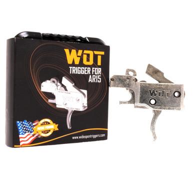 W.O.T. AR-15 Hard-Reset Drop-In Trigger
