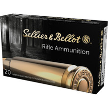 Sellier & Bellot 7x57 Mauser 139gr SP Ammo - 20 Rounds