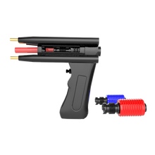 Shown with optional LED module and optional trigger switch