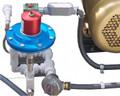 Cryogenic pump unloader kit, high pressure dump valve