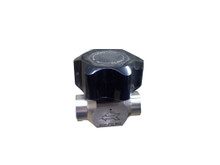 GasFlow Packless Valve