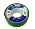 PTFE Thread Sealant Tape - Premium Density GREEN for Oxygen Use