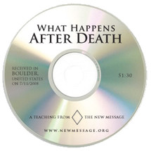 What Happens After Death CD