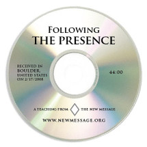 Following the Presence CD