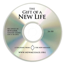 The Gift of a New Life