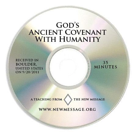 God's Ancient Covenant with Humanity CD