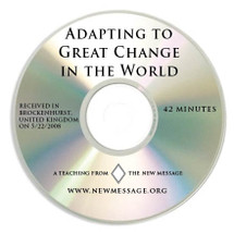 Adapting to Great Change in the World CD