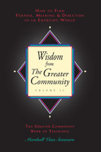 Wisdom from the Greater Community: Volume 2  (English ebook)