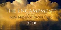 The Encampment 2018 - pre-registration $425