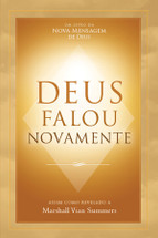 Deus Falou Novamente - God Has Spoken Again - (Portuguese Print Book)