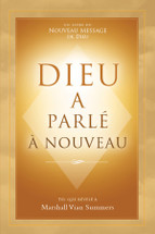Dieu a Parlé à Nouveau - God Has Spoken Again - (French Print Book)