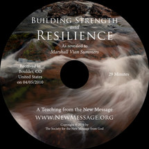 Building Strength and Resilience CD