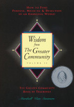 Wisdom From The Greater Community: Vol. 2 (Legacy 3 Book Set)