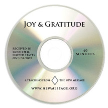 Joy and Gratitude CD