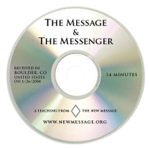 The Message and the Messenger CD