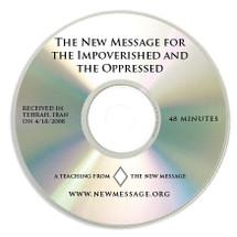 The New Message for the Impoverished and Oppressed CD