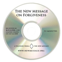 The New Message on Forgiveness CD