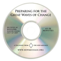 Preparing for the Great Waves of Change CD