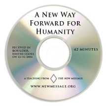 A New Way Forward for Humanity CD