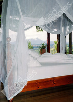 Bed canopy. Box