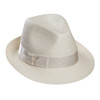 Ladies Jenny Trilby in Cuenca weave with Cream band