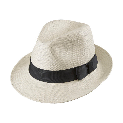Jack Trilby Panama Hat - in Cuenca 3/5