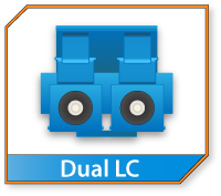 Dual LC Connector