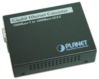 HTB-1000SFP Media Converter