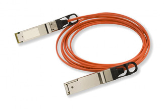 AOC-Q-Q-40G-25M Arista Compatible QSFP+-QSFP+ AOC (Active Optical Cable)