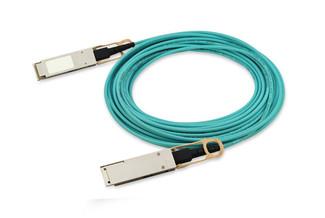 JNP-QSFP28-AOC-10M Juniper Compatible QSFP28-QSFP28 AOC (Active Optical Cable)