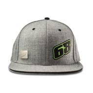 Arcticwear Tucker Hibbert 68 Grey Flat Brim Hat