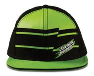 Tucker Hibbert Green Flat Brim Hat
