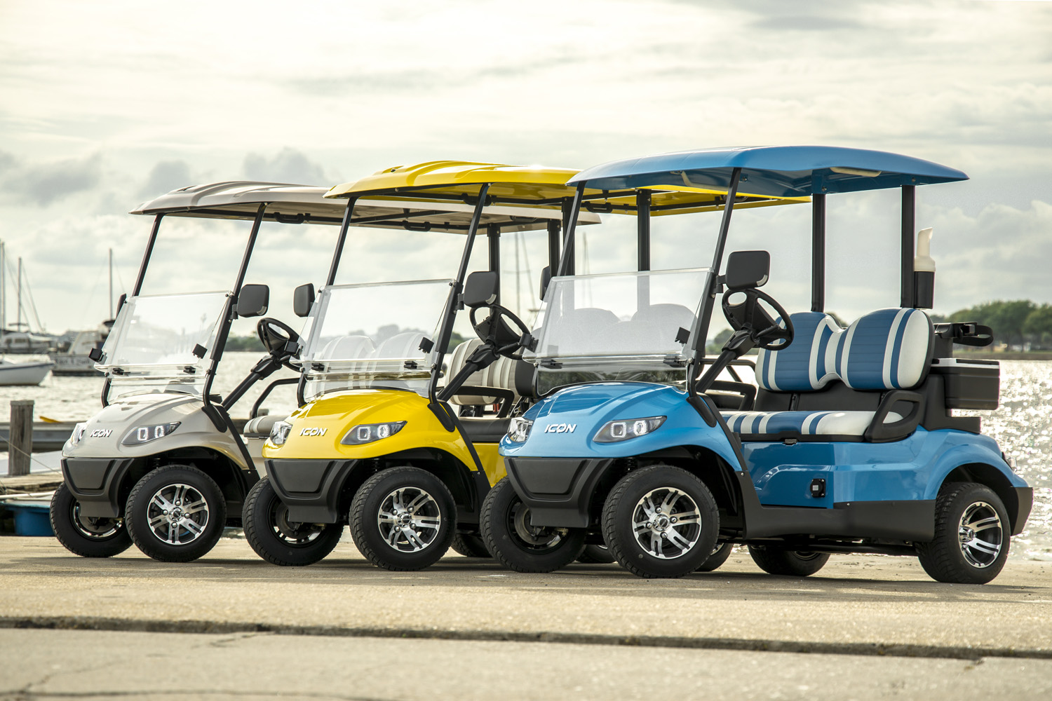 icon golf carts prices