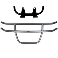 Club Car Precedent Brush Guard - Gun Metal