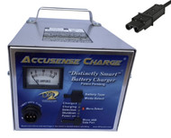 48 Volt Automatic Charger - 2 Pin Plug for Yamaha G14-G22 Golf Cart