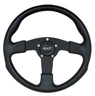 Grant Formula GT Steering Wheel - 3 Spoke Black