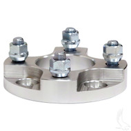 Golf Cart Wheel Spacer - 1 inch Stainless Steel