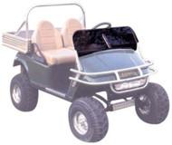 Tinted Sport Acrylic Windshield for Yamaha - G14/G16/G19/G22 Golf Cart