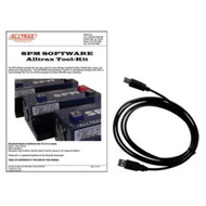 Alltrax SPM Controller Programming Kit for Golf Cart