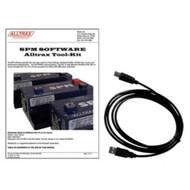 Alltrax SPM Controller Programming Kit for Golf Cart