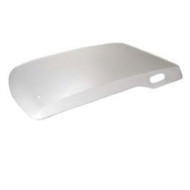 """54"""" Roof for OEM Style Club Car DS Golf Cart - White - Fits 2000 and up"""