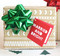 Married and bright gift tag