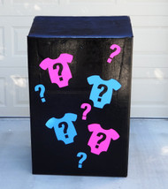 Gender Reveal Baby Onesies (Box not included)