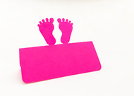 Baby Feet Place Card