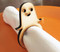 Ghost napkin ring