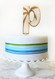 Initial Wood Cake Topper Palm Tree engraving