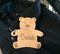 Personalized Bear Diaper Bag Tag