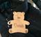 Personalized Bear Diaper Bag Tag